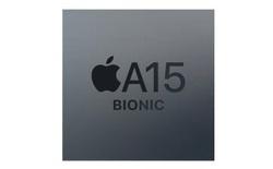Chip A15 Bionic trên iPhone 13 đã có điểm benchmark