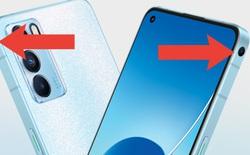 OPPO đăng ký bản quyền với smartphone có camera ở cạnh viền