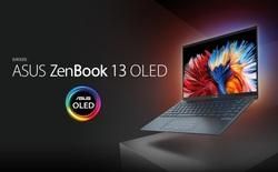ASUS Zenbook 13 OLED UX325: Laptop 3in1, thoả mãn nhu cầu làm việc, giải trí, sáng tạo