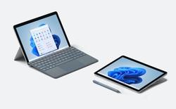 Surface Go 3 ra mắt: Thiết kế gọn nhẹ, Intel Core i3, pin 11 tiếng, giá từ 9.1 triệu đồng