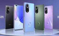 Huawei Nova 9 ra mắt: Snapdragon 778G 4G, camera 50MP, màn hình 120Hz, giá từ 9.5 triệu đồng