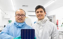 Thay thế bạc bằng đồng, startup công nghệ Úc tạo ra tấm pin Mặt Trời có hiệu năng cao nhất thế giới