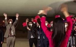 'Anh yêu em': Vợ chồng 'công chúa Huawei' khiến dân mạng Trung Quốc ngất ngây với màn thể hiện 'tình yêu bất tử'