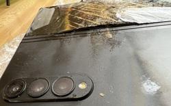 Ghi nhận trường hợp Galaxy Z Fold3 bốc cháy đầu tiên, người dùng có nên lo lắng hay không?