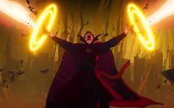 Những easter egg thú vị trong tập mới nhất của What If...?: Vì tình, Dr. Strange đánh sập cả thực tại của chính mình