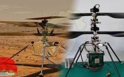 Trung Quốc trình làng nguyên mẫu thiết bị thăm dò Sao Hỏa, dân mạng lập tức chê bai: Sao chép trắng trợn thiết bị bay của NASA