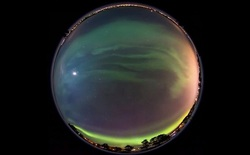Trải nghiệm hiện tượng cực quang siêu đẹp ngay trên trình duyệt