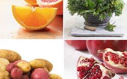 Những loại rau quả thích hợp vào mùa đông
