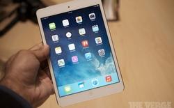 Loạt đối thủ đáng gờm của iPad mini 2