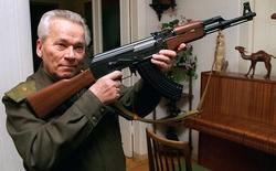 Cha đẻ của dòng súng trường AK-47 vừa qua đời