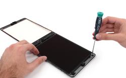 Sửa chữa iPad mini Retina là một cực hình