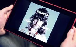 Nokia đem hoài niệm quá khứ vào quảng cáo tablet Lumia 2520