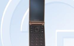 """Samsung sắp có """"hàng mới"""", điện thoại nắp gập với cấu hình siêu khủng"""