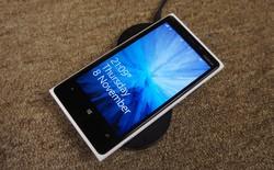 Dùng thử bản cập nhật Amber trên Lumia 920