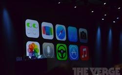 So sánh sơ bộ iOS 7 với Android 4.2, Windows Phone 8 và BlackBerry 10