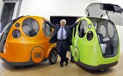 Airpod – Mẫu xe đặc biệt chạy bằng năng lượng không khí