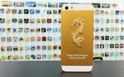 iPhone 5s khảm rồng nguyên khối 88 triệu đồng tại Việt Nam