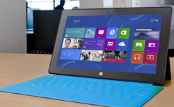Máy tính bảng Microsoft giảm giá mạnh nhưng vẫn sẽ ế