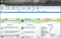 Theo dõi và kiểm tra sức khõe ổ cứng với Ashampoo HDD Control 2