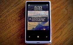iOS đã từng được cài trên Lumia 920?