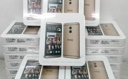 Phablet HTC One Max có thêm phiên bản vàng sâm panh