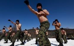 Khắc nghiệt như nghĩa vụ quân sự ở Hàn Quốc
