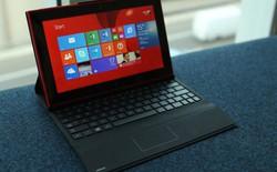 Quảng cáo tablet Lumia 2520 dìm hàng iPad Air
