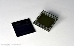 Samsung phát triển thành công RAM 4G tốc độ cao, ít hao pin cho smartphone