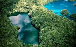 Khám phá những hồ nước độc đáo nhất thế giới