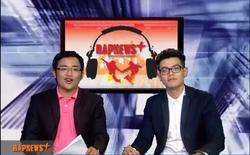 Dân mạng Việt cười ngả nghiêng với video thời sự bằng... rap