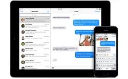 Người dùng than phiền iOS 7 không thể gửi và nhận iMessage
