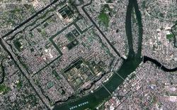 """Ngắm ảnh chụp """"nét căng"""" từ vệ tinh viễn thám đầu tiên của Việt Nam"""
