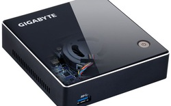 Gigabyte giới thiệu Brix: Hệ thống máy tính nhỏ gọn, giá từ 500 USD