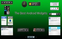 Top 5 widget hữu dụng cho Android
