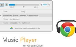 Tạo danh sách các bài hát yêu thích từ kho nhạc Google Drive của bạn