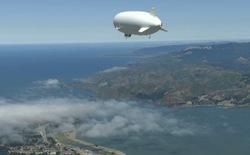 Google dự định dùng khinh khí cầu để phát triển wifi