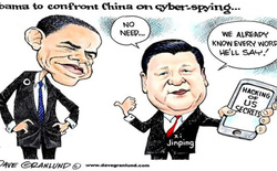 Trung Quốc: Mỹ chém gió hơi quá về vấn đề an ninh mạng