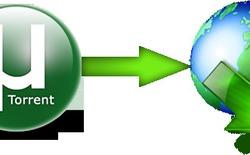 Zap Torrent - Leech tập tin Torrents thành Direct link