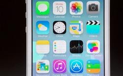 iOS 7 cho phép chặn cuộc gọi tới iPhone