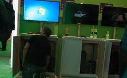 Microsoft chọn Windows 7 thay vì Windows 8 để Demo sức mạnh game Xbox One