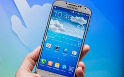 Samsung hụt hơi, doanh thu sụt giảm