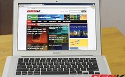 MacBook Air 2013 bị tố gặp lỗi WiFi