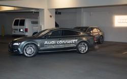 Công nghệ thanh toán từ xa cho xe hơi của Audi