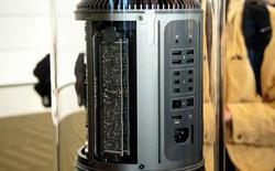 Tìm hiểu khả năng nâng cấp phần cứng trên Mac Pro 2013