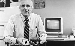 Huyền thoại làng máy tính Douglas Engelbart qua đời ở tuổi 88