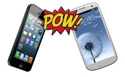 Smartphone Samsung lần đầu tiên vượt qua iPhone về thời gian lướt web