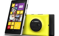 """Điện thoại Lumia camera khủng 41 """"chấm"""" có giá 15 triệu đồng tại Mỹ"""