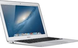 Apple cập nhật phần mềm giúp sửa nhiều lỗi nghiêm trọng trên MacBook Air