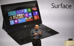 CEO Microsoft thất vọng với doanh số Windows, thừa nhận sản xuất quá nhiều Surface RT