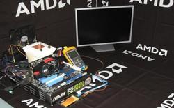 Chip APU A-10 6800K của AMD lại phá kỉ lục ép xung với tốc độ 8,2 GHz